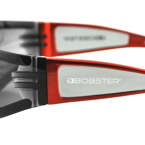 Okulary Bobster Shield II Red